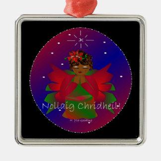 Christmas Angel Baby Nollaig Chridheil IV Ornaments