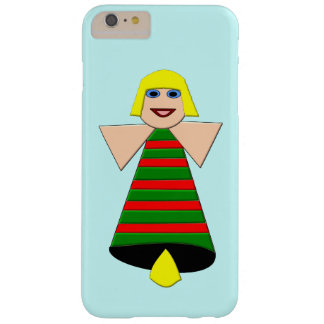 Christmas Angel Bell iPhone Case iPhone 6 Plus Case