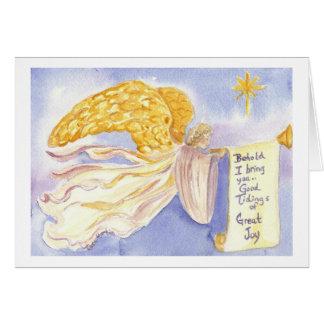 Christmas Angel Card