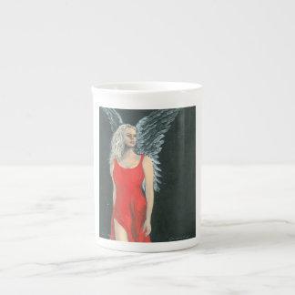Christmas Angel China Mug