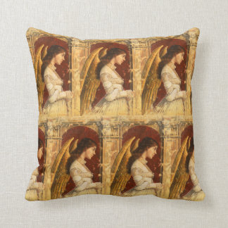 Christmas Angel Fresco Cushion