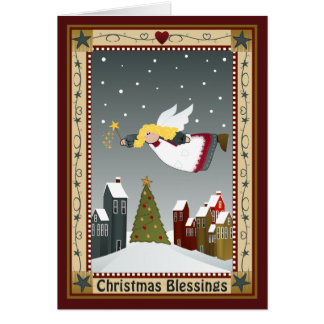 Christmas Angel Note Cards