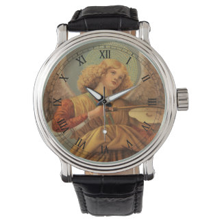 Christmas Angel Playing Violin Melozzo da Forli Watch