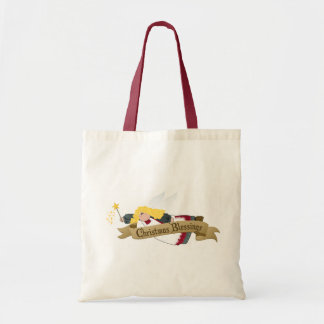 Christmas Angel Shopping / Gift Bags