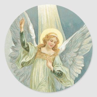 Christmas Angel Stickers