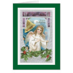 Christmas Angel with Bell Cards