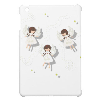 Christmas angels iPad mini case