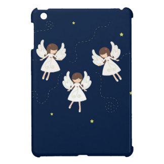 Christmas angels iPad mini cases
