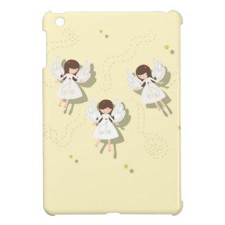 Christmas angels iPad mini cover