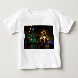Christmas At Silver Dollar City Baby T-Shirt