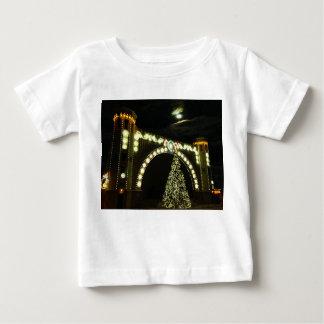 Christmas at the Band-shell Baby T-Shirt