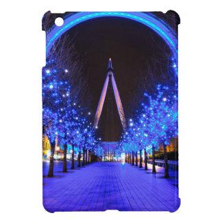 Christmas at the London Eye iPad Mini Case