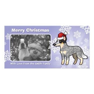 Christmas Australian Cattle Dog / Kelpie Photo Cards