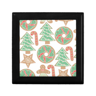 Christmas Baking Print Gift Box