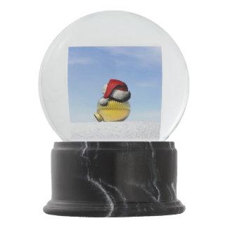 Christmas ball - 3D render Snow Globes