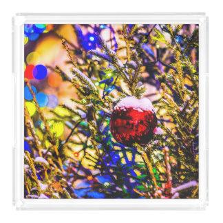 Christmas Ball Red