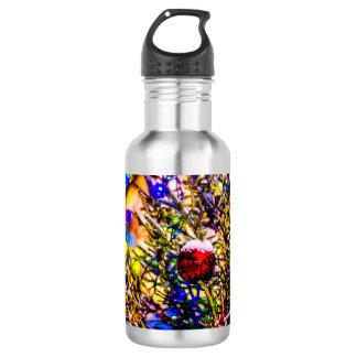 Christmas Ball Red 532 Ml Water Bottle
