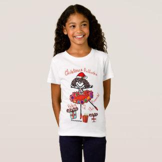 Christmas Ballerina - Bring On The Presents T-Shirt