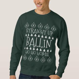 Christmas Ballin Sweatshirt