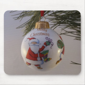 Christmas Bauble Mouse Pad