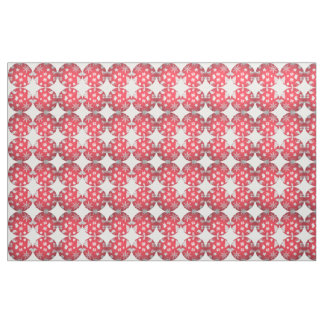 Christmas Bauble Tile Fabric