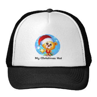Christmas Bear Hats