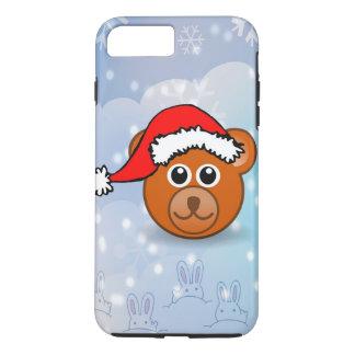 Christmas Bear iPhone 7 Plus Case