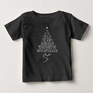 Christmas become Tree Baby T-Shirt