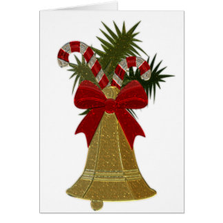 Christmas Bell #2 Card
