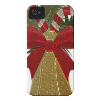 Christmas Bell #2 iPhone 4 Case-Mate Case