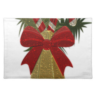 Christmas Bell #2 Placemat