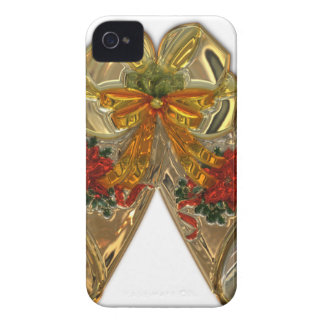 Christmas Bell #3 iPhone 4 Cover