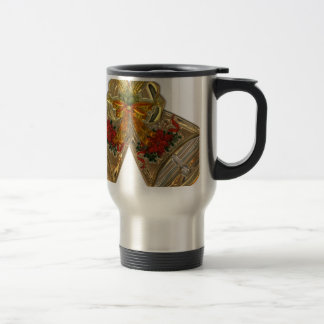 Christmas Bell #3 Travel Mug