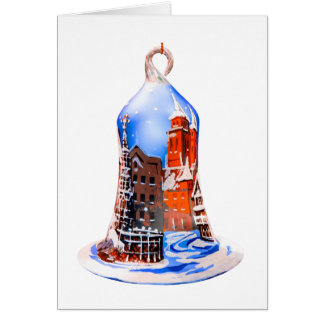 Christmas Bell #5 Card
