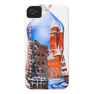 Christmas Bell #5 iPhone 4 Case-Mate Cases
