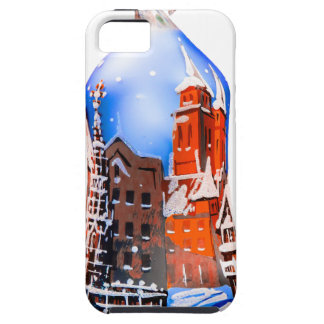 Christmas Bell #5 iPhone 5 Cases