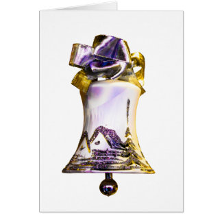 Christmas Bell #6 Card