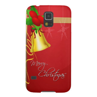 Christmas Bell and Ribbon Samsung Galaxy Nexus Cases