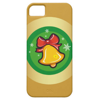 Christmas Bell iPhone 5 Case