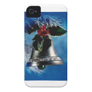 Christmas Bell iPhone 4 Covers