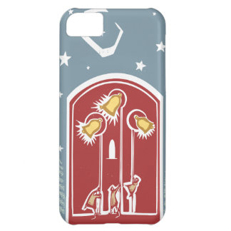 Christmas Bell Night iPhone 5C Cover