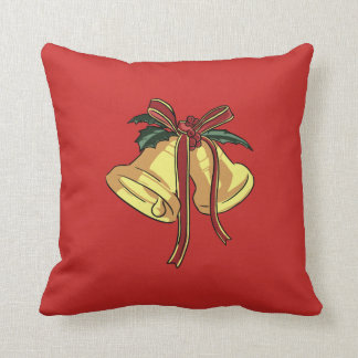Christmas Bell Pillow
