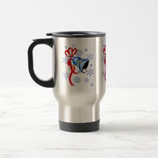 Christmas Bell & Snowflakes Mugs - 7 styles