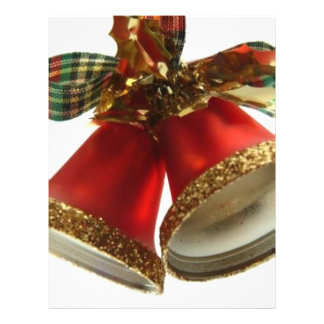 Christmas Bells 21.5 Cm X 28 Cm Flyer