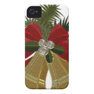 Christmas Bells #4 iPhone 4 Case-Mate Cases