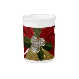 Christmas Bells #4 Pitcher