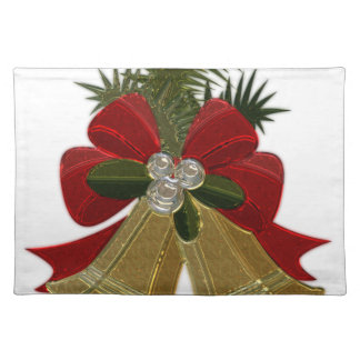 Christmas Bells #4 Placemat