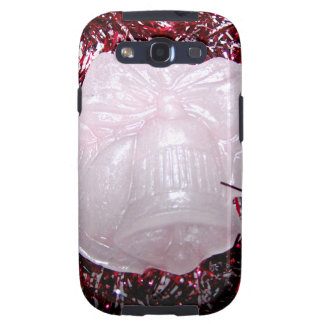 Christmas Bells and Garland Galaxy SIII Covers