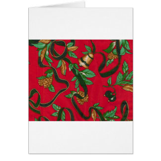 Christmas Bells and Pine Cones Cards