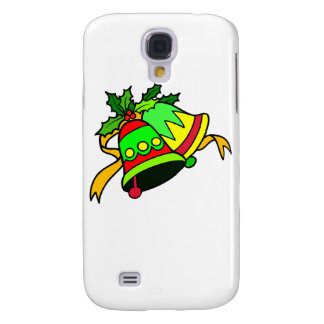 Christmas Bells Samsung Galaxy S4 Cover